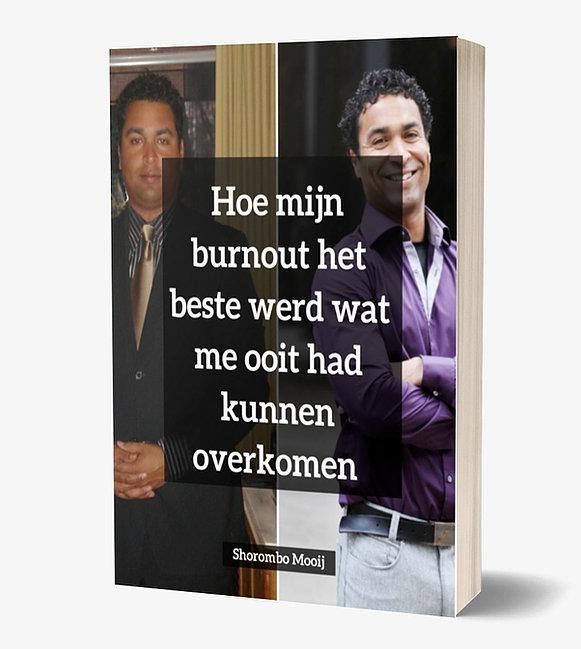 E-book cover burnout