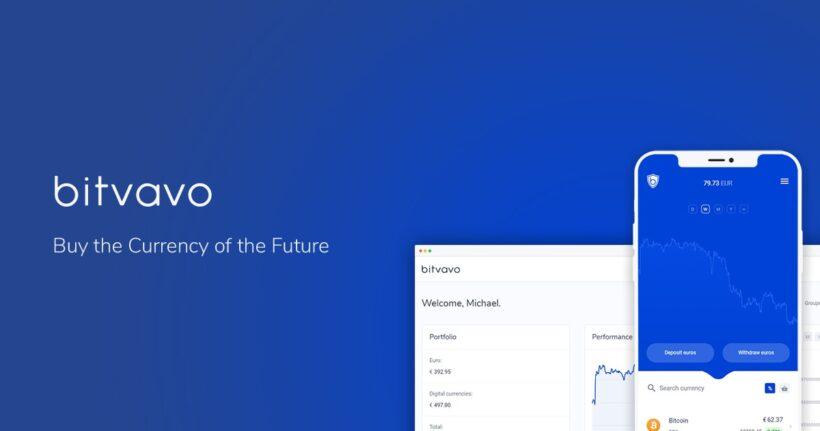 Bitvavo Crypto app