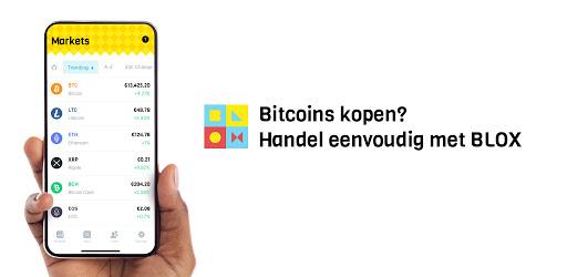 BLOX crypto app nederland