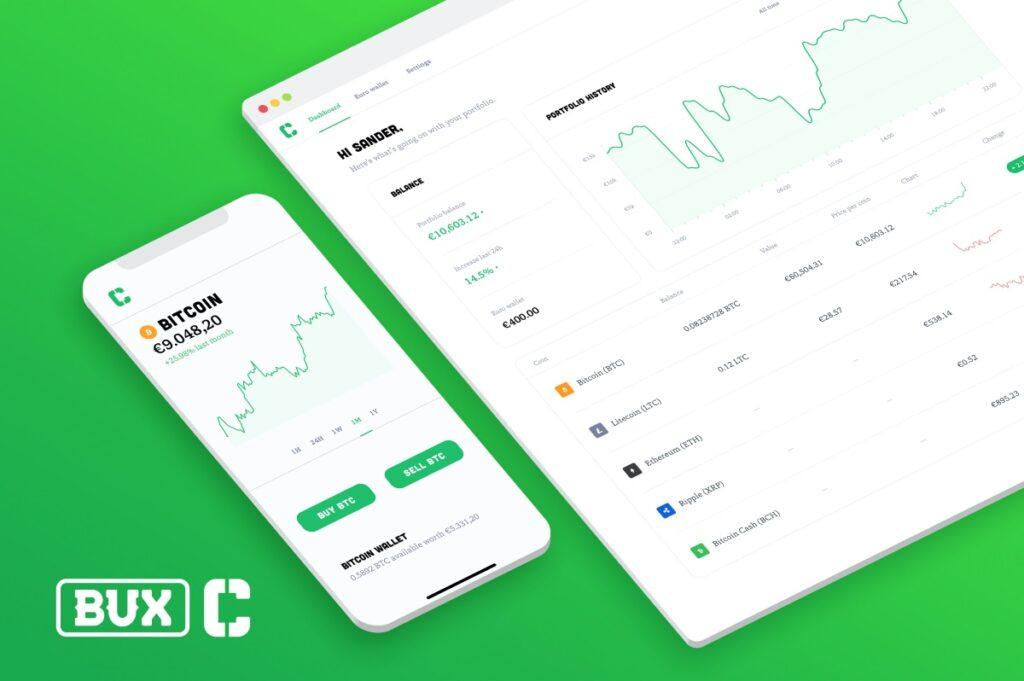bux crypto app