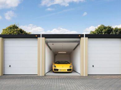 garagebox verhuren passief inkomen.