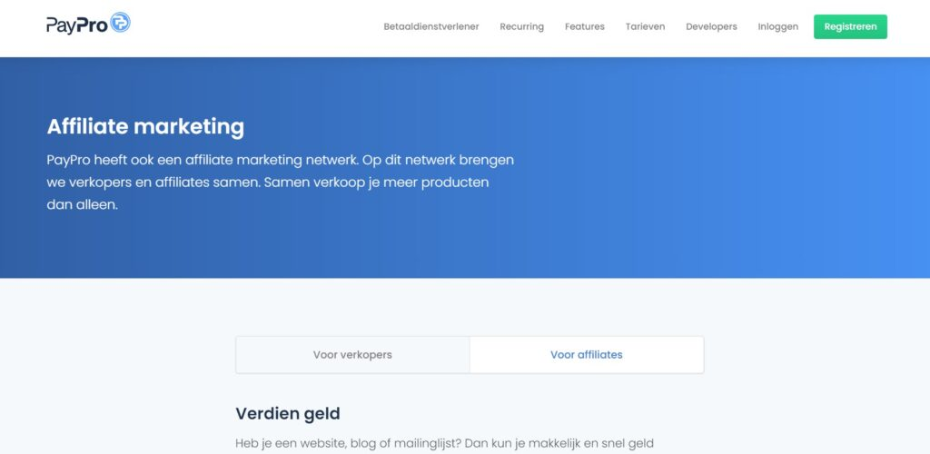 paypro-affiliate-netwerk